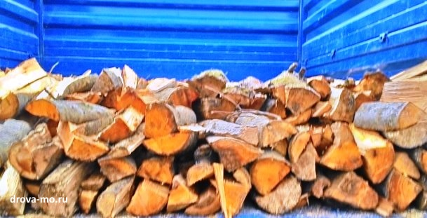 ольховые дрова колотые от производителя