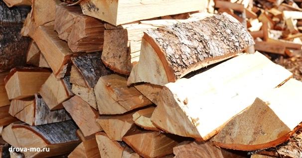 дрова в Талдомском районе