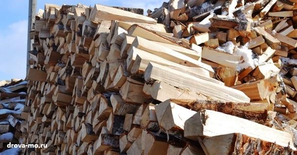 дрова в Сергиевом Посаде