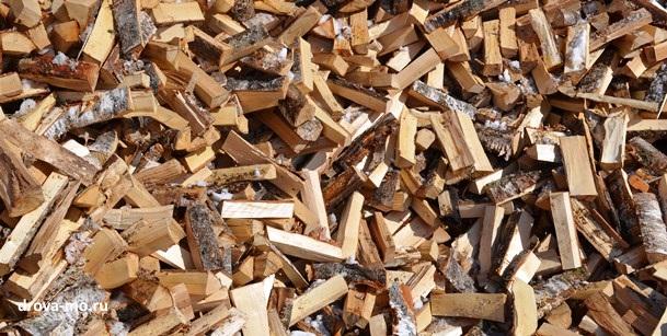 Дрова в Дмитровском районе с доставкой