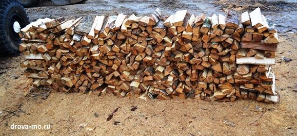 количество дров на зиму