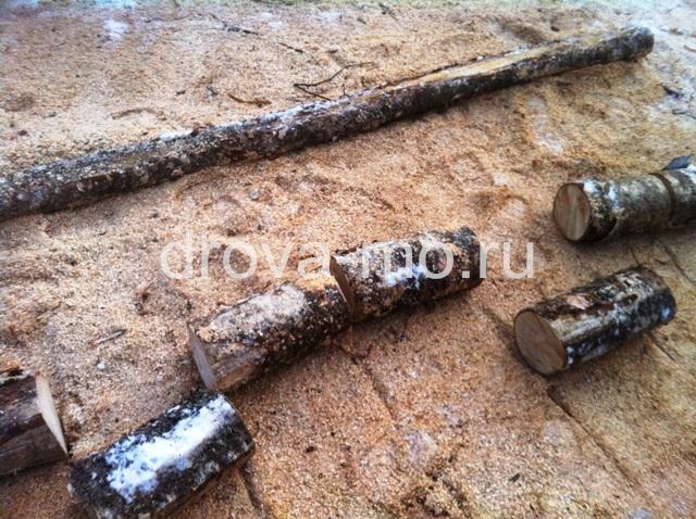 дрова на зиму