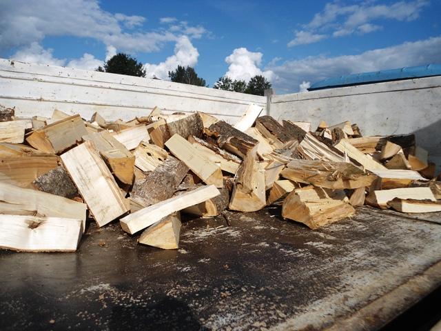 влажные дрова, что делать?