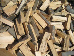 осиновые дрова для очистки дымохода