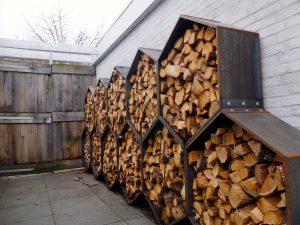 поленница для дров