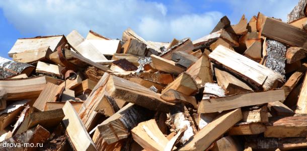 дрова валом в авто