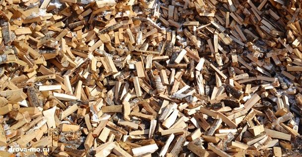 дрова колотые в Сергиевом Посадском районе