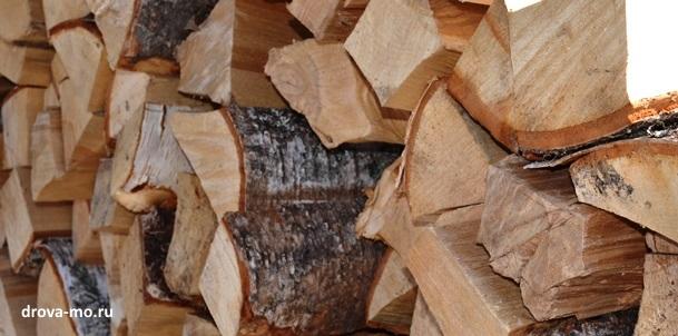 дрова березовые с доставкой по МО