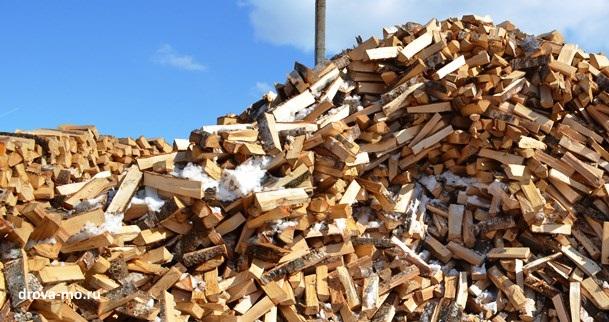 измерить дрова навалом
