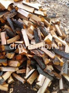 Дрова в Запрудне и Вербилках с доставкой